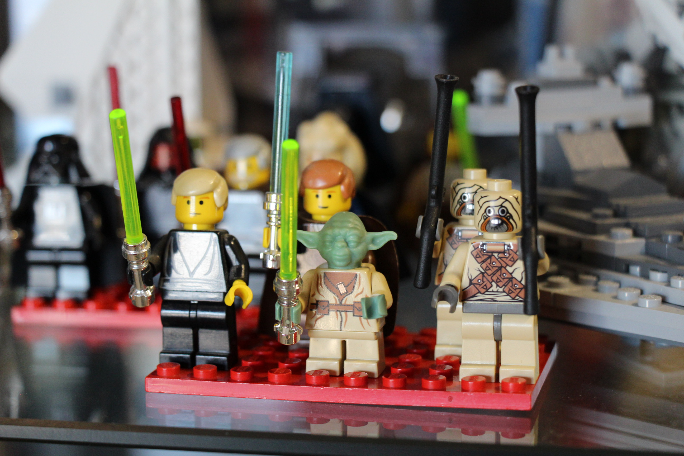 Lego Star Wars Vintage Toy Store