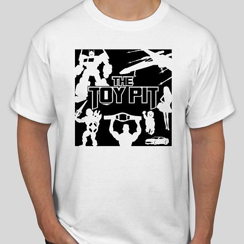 Store Logo T-Shirt (WHITE)