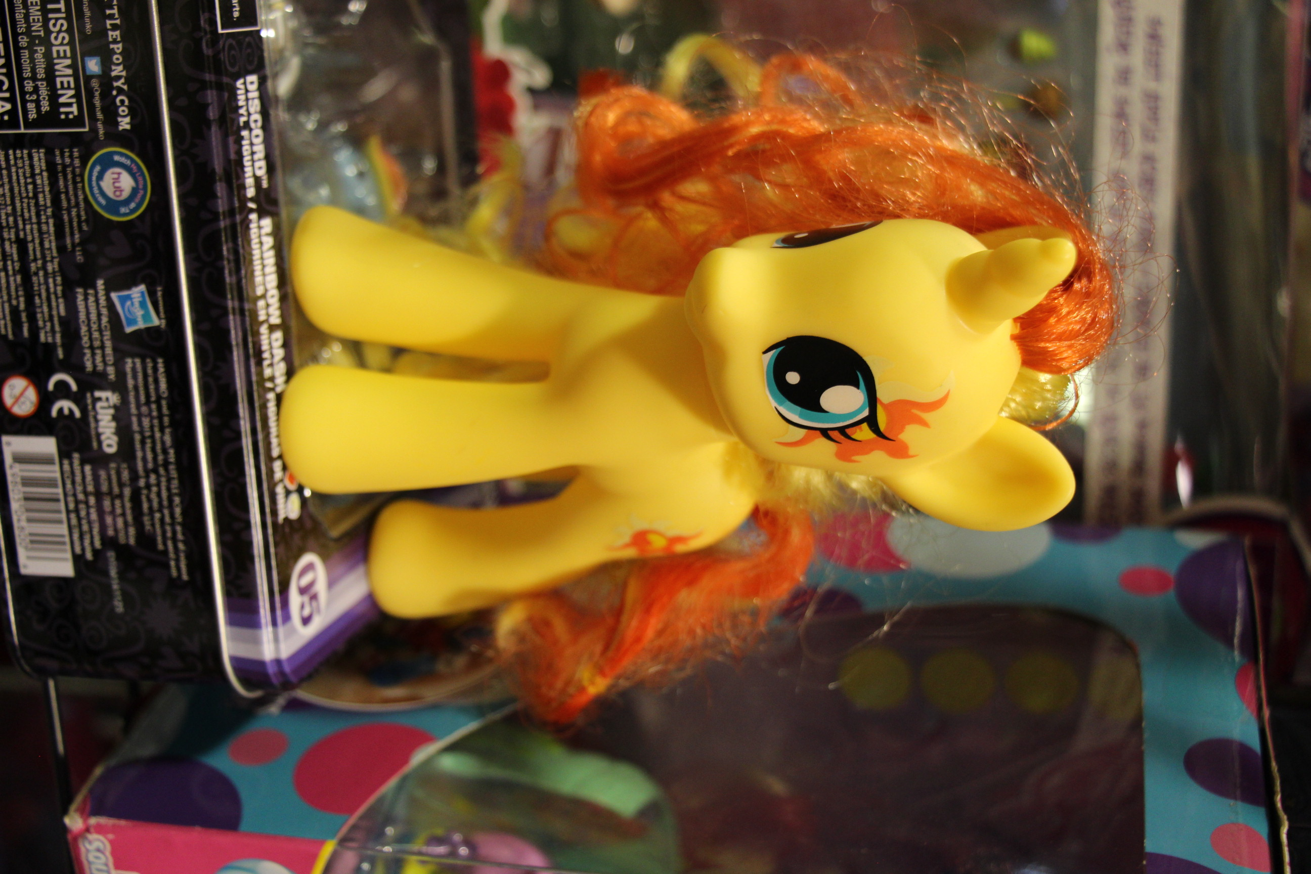 My Little Pony! Action Figure Store