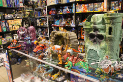 Vintage Toy Store,Eternia! Masters of the Universe