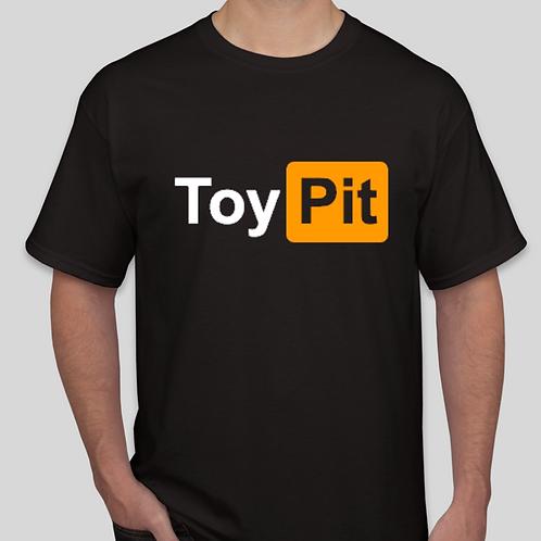 Toy Pit Black & Orange