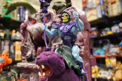 Skeletor, Vintage Toy Store
