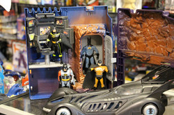 Batcave Action Figure Store