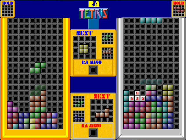 RA Tetris Multiplayer 01