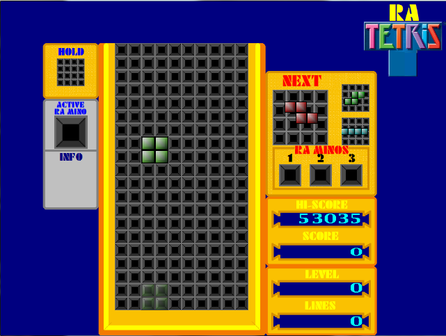 RA Tetris Single Player 01