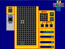 RA Tetris Single Player 01