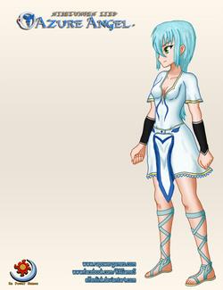 Hilda base Sprite - No Armor