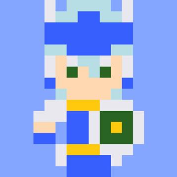 azure_angel___8_bit_hilda_by_elfenlink_d