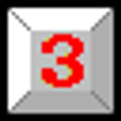 RA Tetris Number Mino