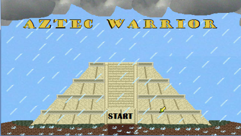 Aztec Warrior Intro