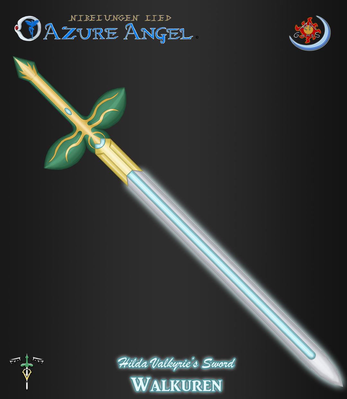 Walkuren - The Chosen One's Sword