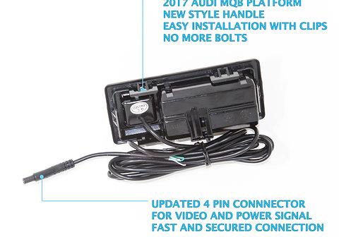 2011+ Audi Q3, A1 w/RMC 3G/4G MMI Rear View Camera Backup