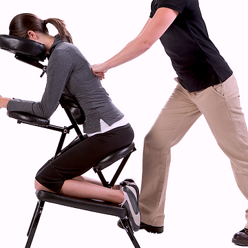 Chair Massage in Euless TX
