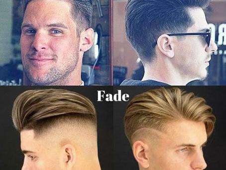 TAPER VS FADE : Haircuts For Men