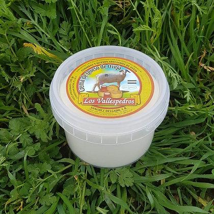 Crema de Queso de Oveja