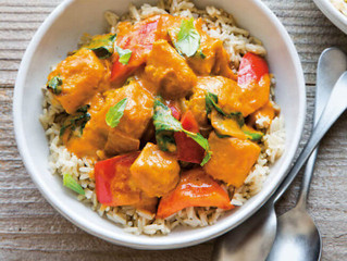 Foodie Friday: Thai pumpkin curry