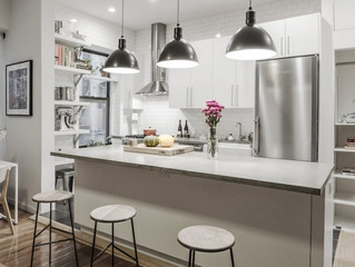 From pendant lighting to LED strips, here's a primer on kitchen lighting