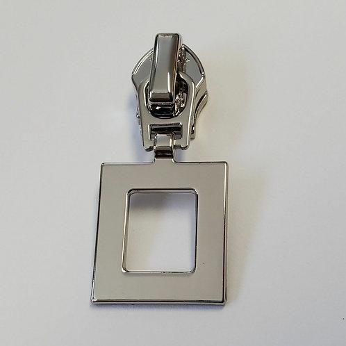 #5 Square Nylon Zipper Pull (10)