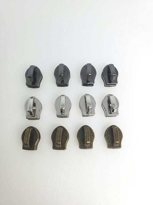 #3 Zipper Heads Nylon (12)