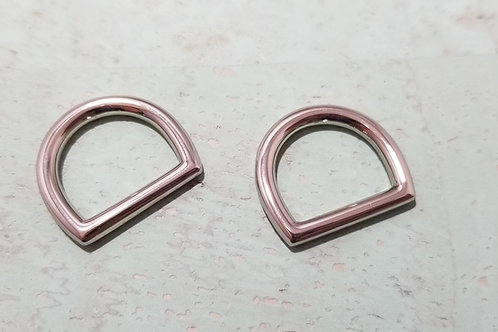 "3/4"" Bubble D-Rings (4)"