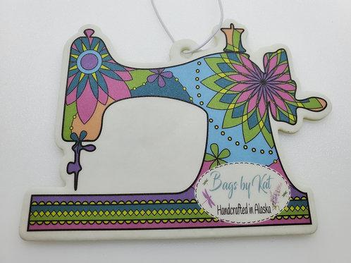 Sewing Machine Air Freshie
