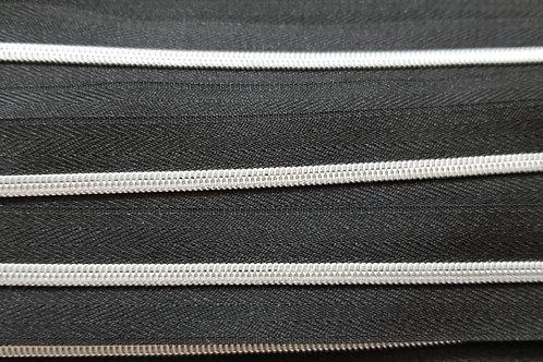 #3 Nylon Zipper tape (per yard)