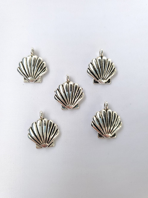Small Silver Shells