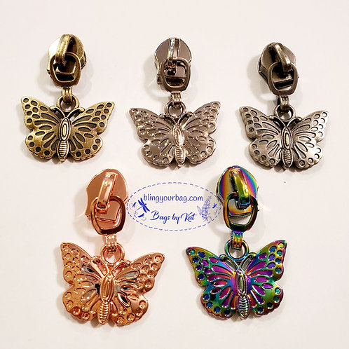 Flutterby Butterfly #5 Nylon Pull
