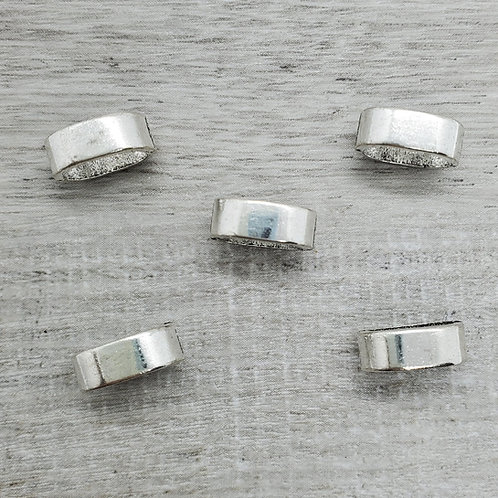 Simple Silver Thick Slider (5)