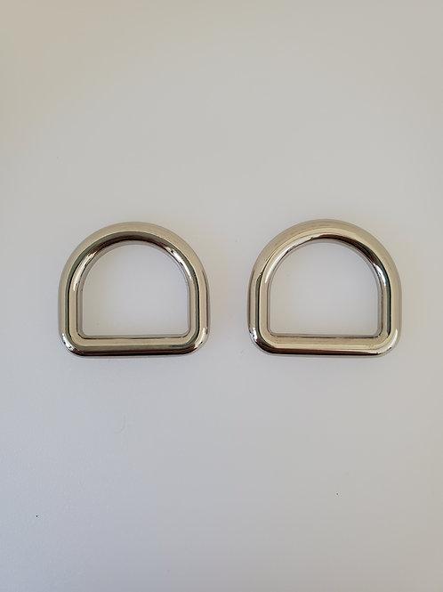 """3/4"""" D-Rings (4)"""