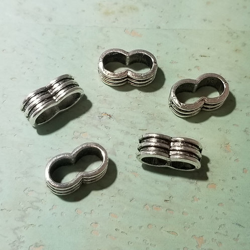 5 mm Two Strand Rope Bead (5)