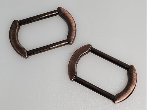 "1"" Squoval Ring"