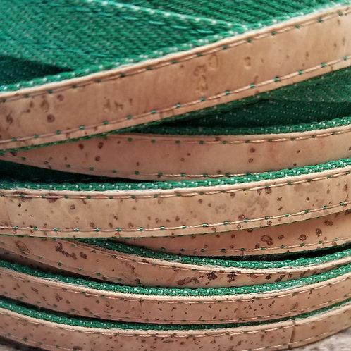Natural Cork - Fabric Backed