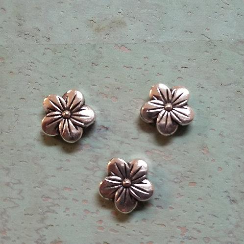 10 mm Round Flower Slider (5)