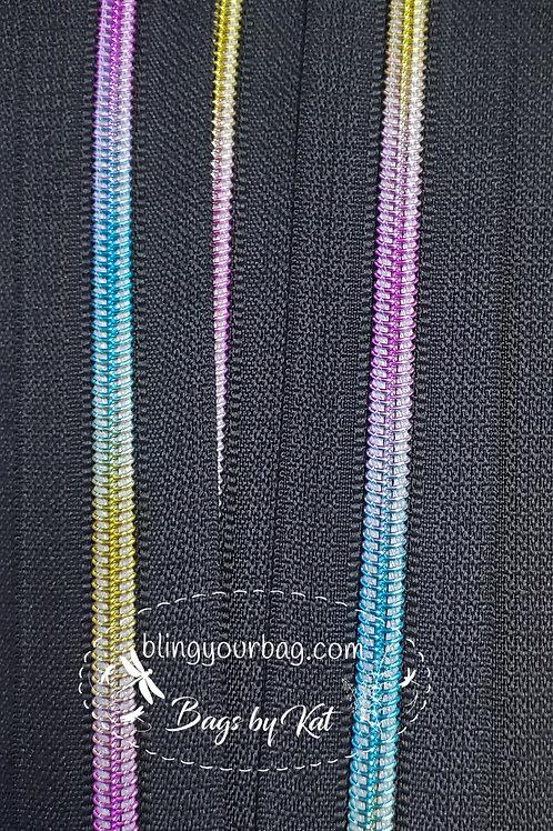 Rainbow #5 Nylon Zipper Tape (5 yards)