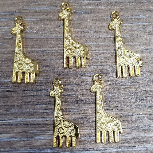 Giraffe Charms (5)