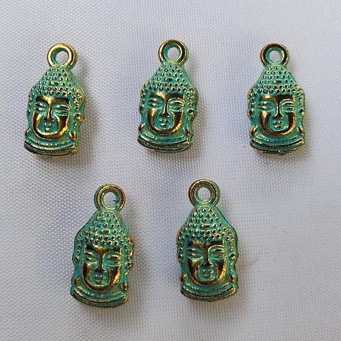 Mini Buddah Charm