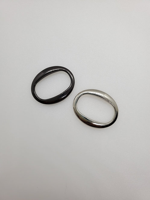 "Oval Rings 1"" (4)"