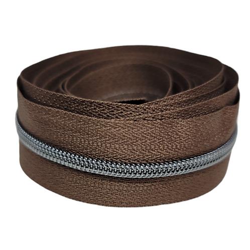 Brown #3 Nylon Zipper Tape