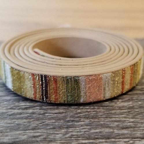 Stripe Flat Cording/Straps