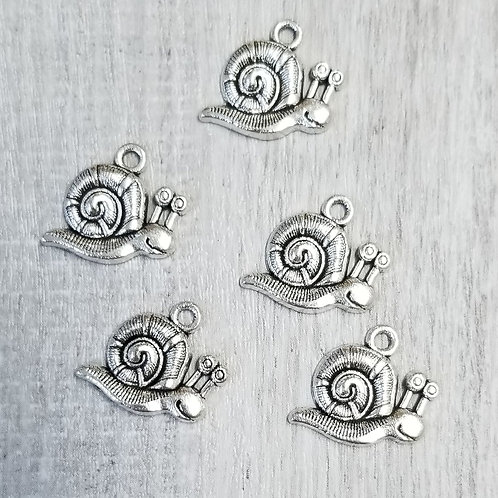 Snail Charms (5)