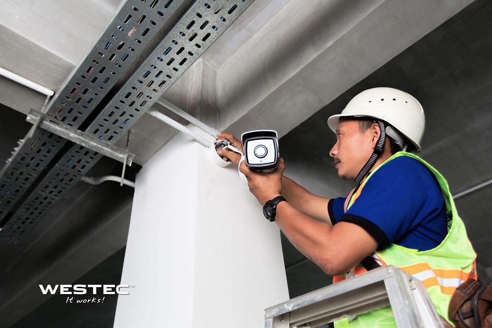 CCTV Camera   Westec Cambodia