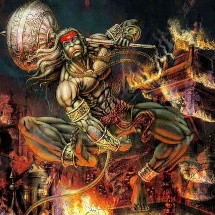 Hanuman Jayanti (Surya Namaskar Challenge)