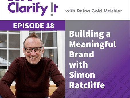 Building a Meaningful Brand with Simon Ratcliffe