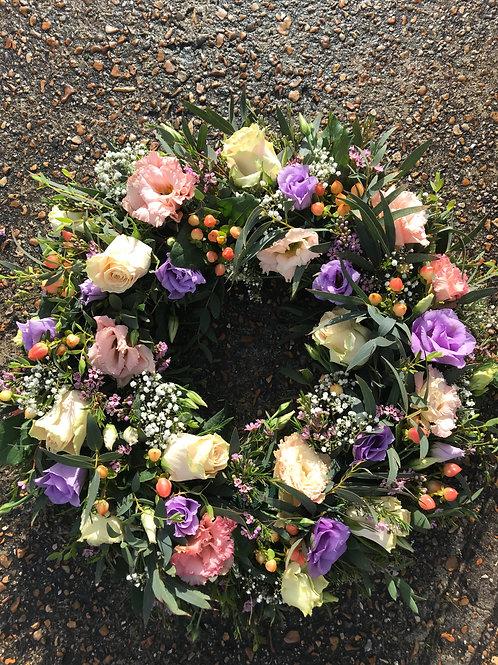 Loose Wreath Design