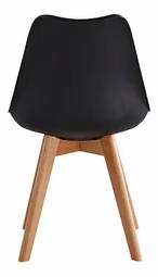 Cadeira Tulipa Preta