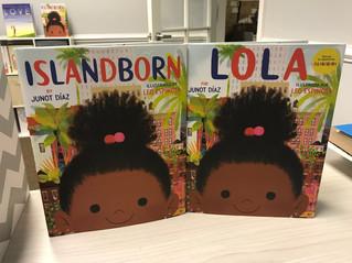 Islandborn & Lola