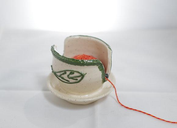 Fire Clay Pottery: #75 - Sponge Holder
