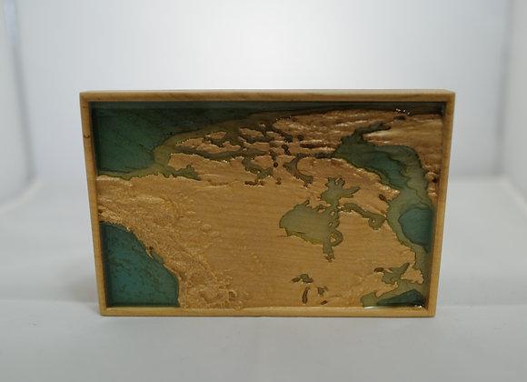 Curae Inc : Mini Canada