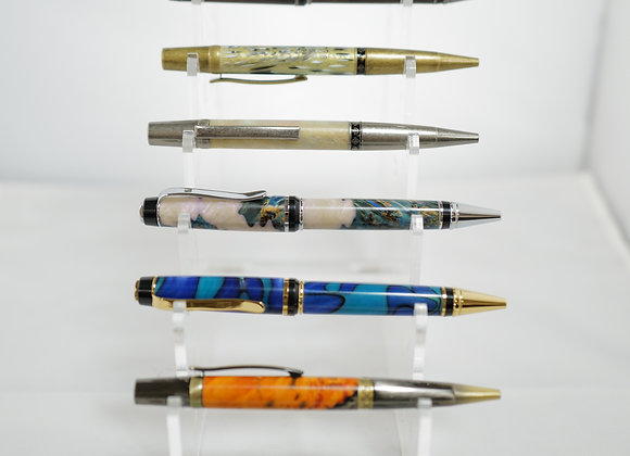 Love and a Lathe: Maple Leaf Pens